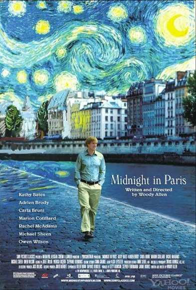 "Movie Review: ""Midnight in Paris"""